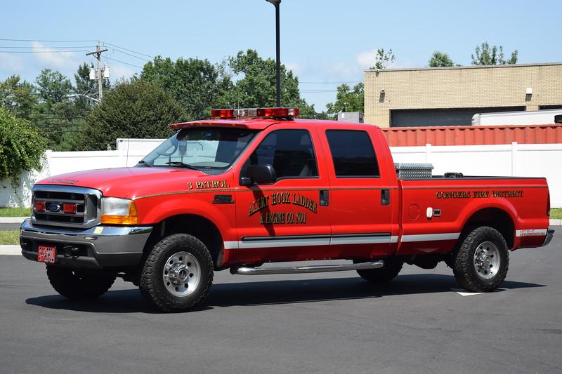 Congers Fire Department 3-Patrol