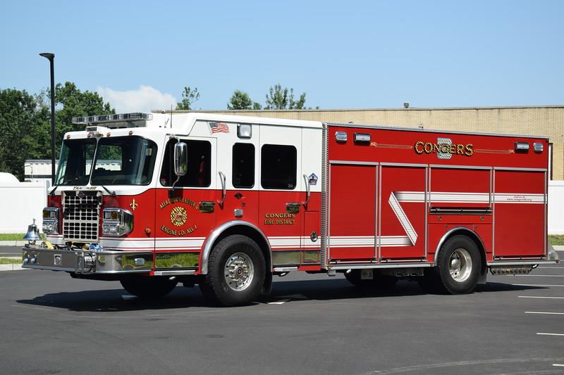 Congers Fire Department 3-Tanker