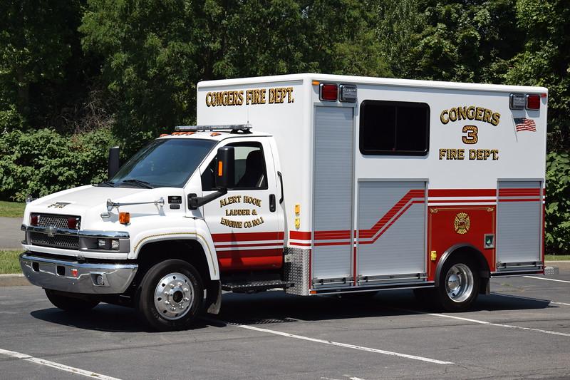 Congers Fire Department 3-EQ