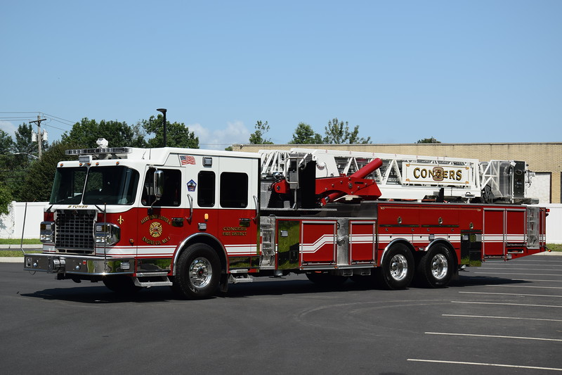 Congers Fire Department 3-Tower