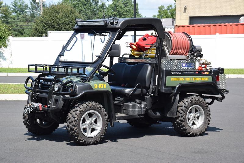 Congers Fire Department 3-Gator