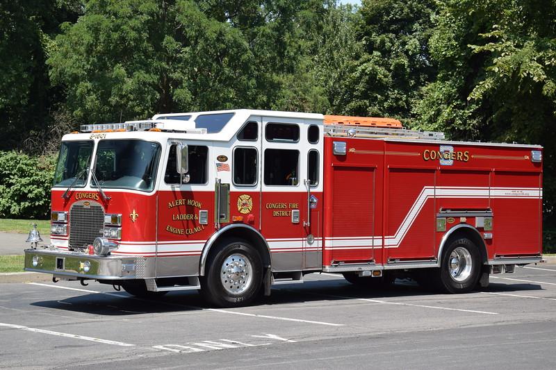 Congers Fire Department 3-1501