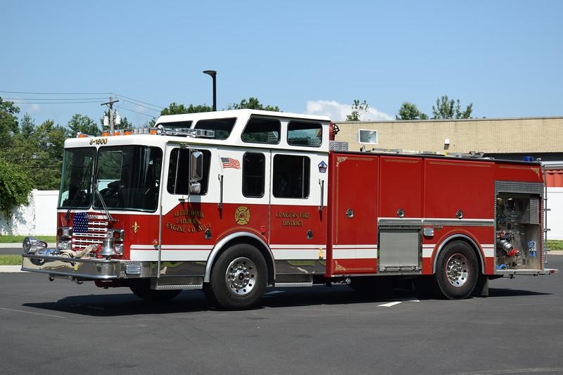 Congers Fire Department 3-1500