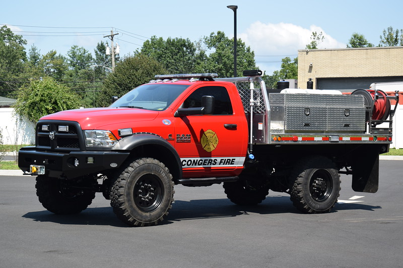 Congers Fire Department 3-ATV
