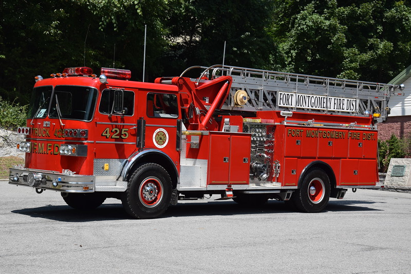 Fort Montgomery Fire Department Truck 425