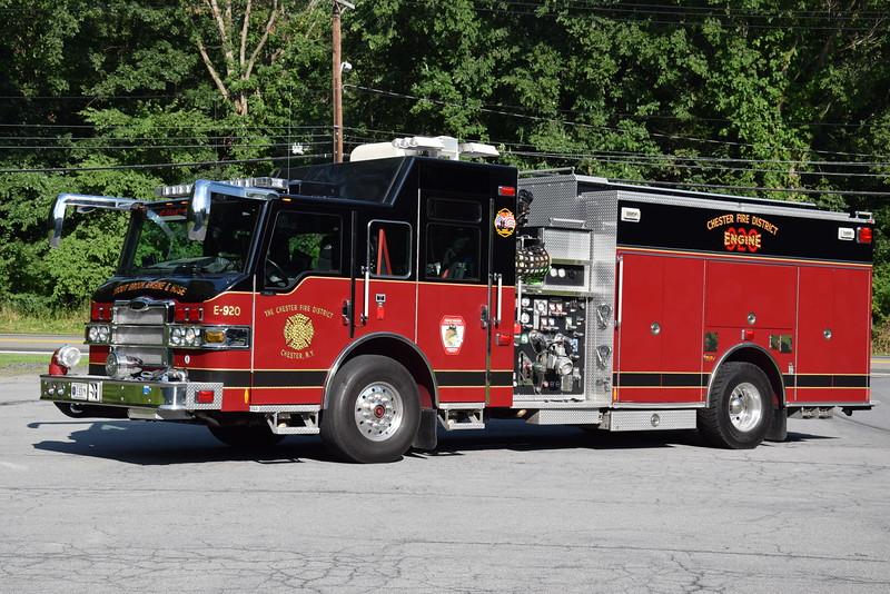 Trout Brook Engine & Hose Company Engine 920