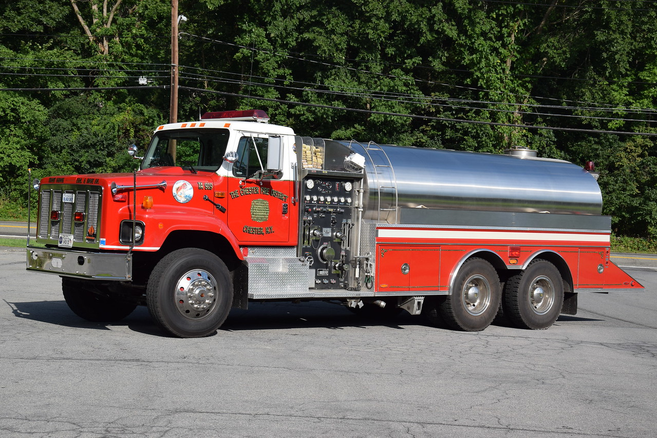 Trout Brook Engine & Hose Company Tanker 919