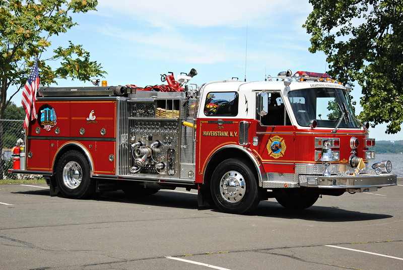 Cosgriff Hose Company #4 Engine 4-1500