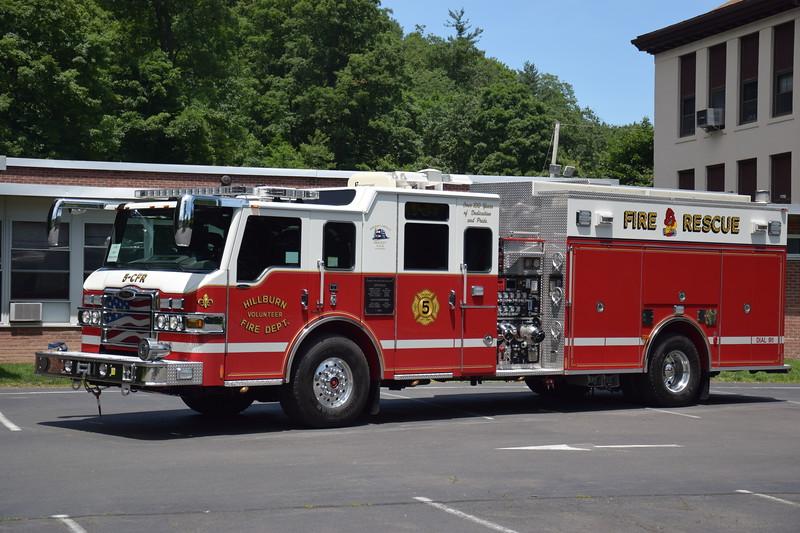 Hillburn Fire Department  5-CFR