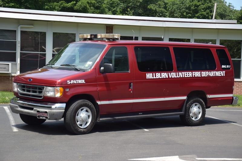 Hillburn Fire Department 5-Patrol