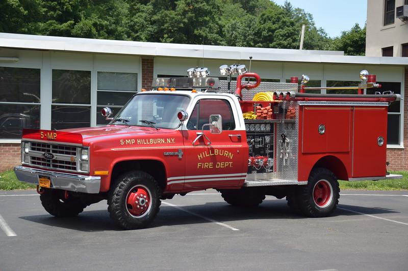 Hillburn Fire Department 5-MP