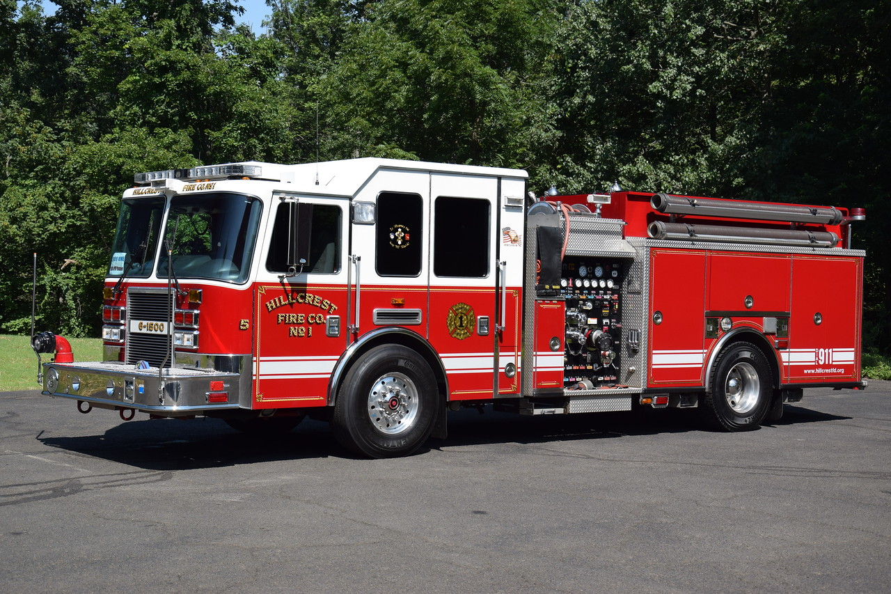 Hillcrest Fire Company #1 6-1500
