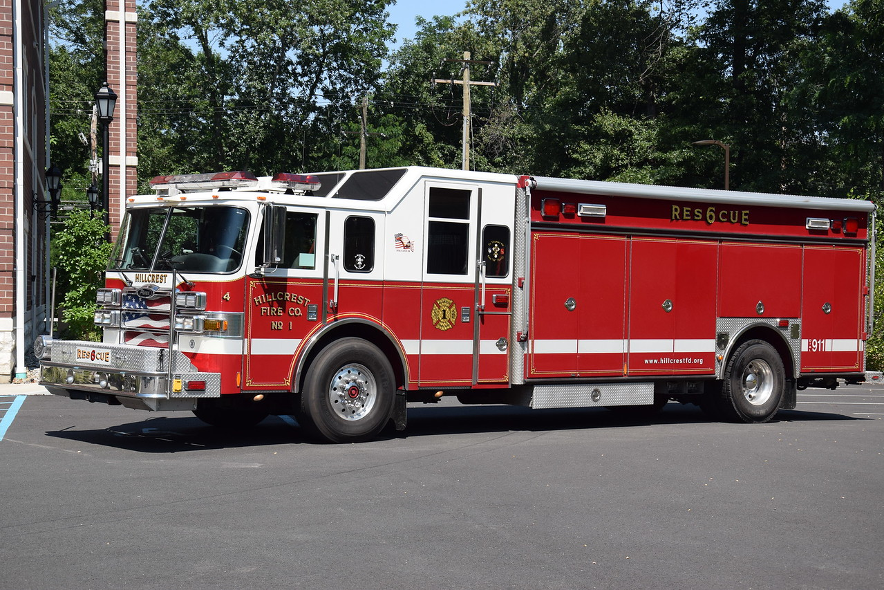 Hillcrest Fire Company #1 6-Rescue