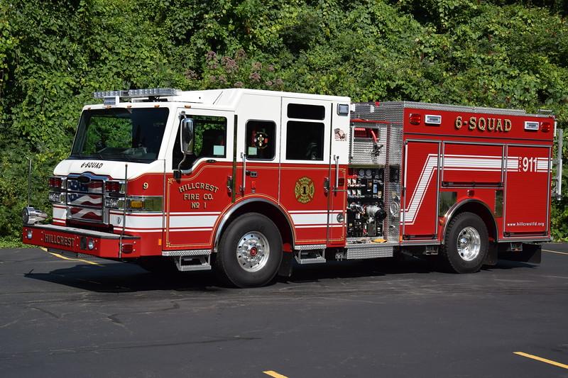 Hillcrest Fire Company #1 6-Squad