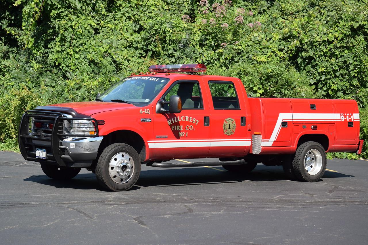 Hillcrest Fire Company #1 6-EQ