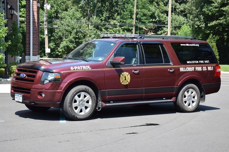Hillcrest Fire Company #1 6-Patrol