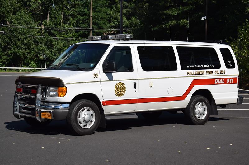 Hillcrest Fire Company #1 6-Patrol 2