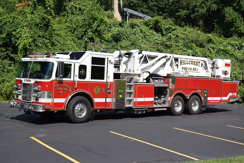 Hillcrest Fire Company #1 6-Tower