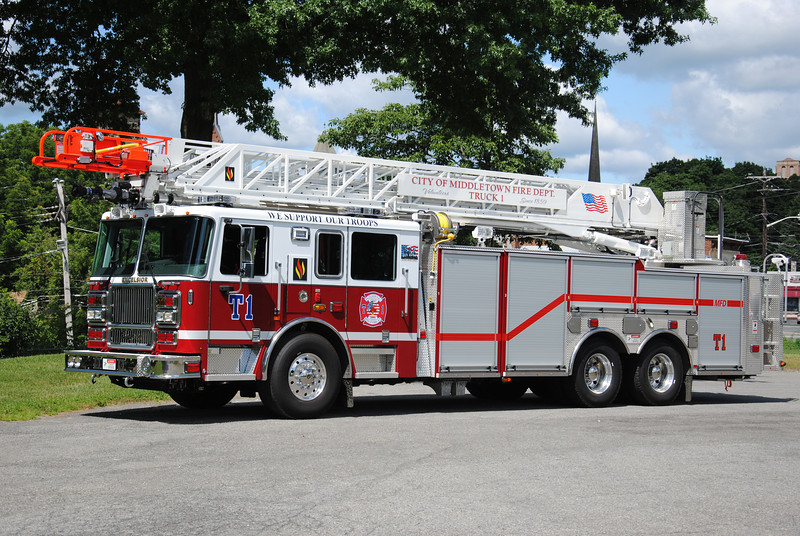 Excelsior H&L #1, Middletown Fire Department Truck 1