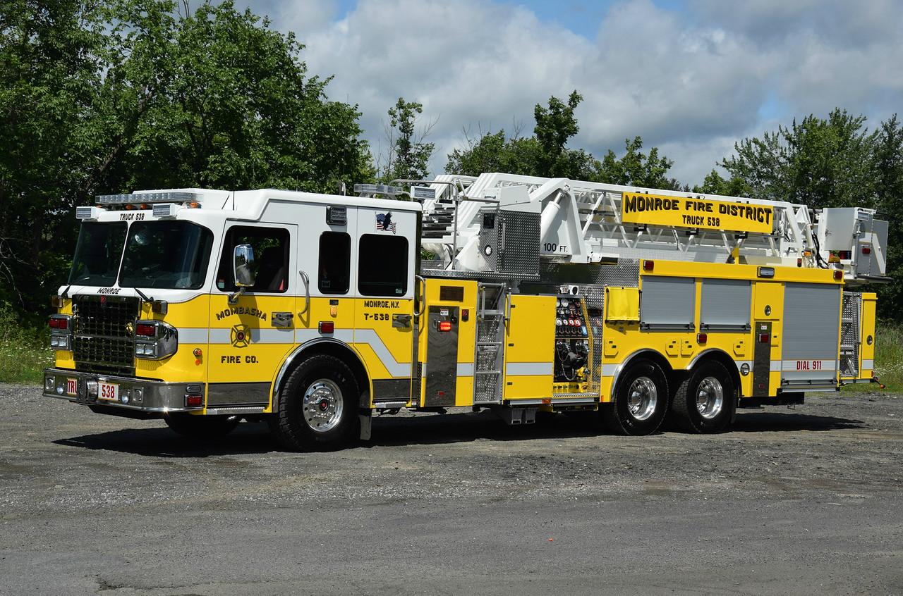 Mombasha Fire Company Truck 538