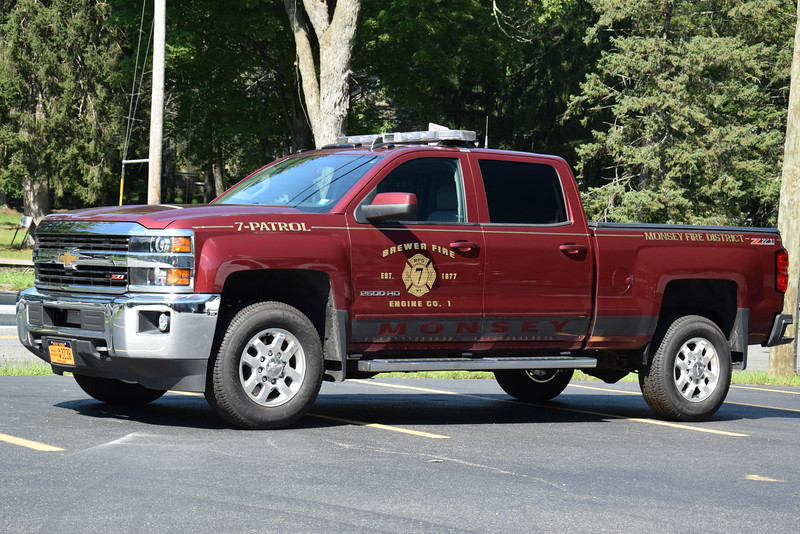 Brewer Fire Engine Company #1, 7-Patrol