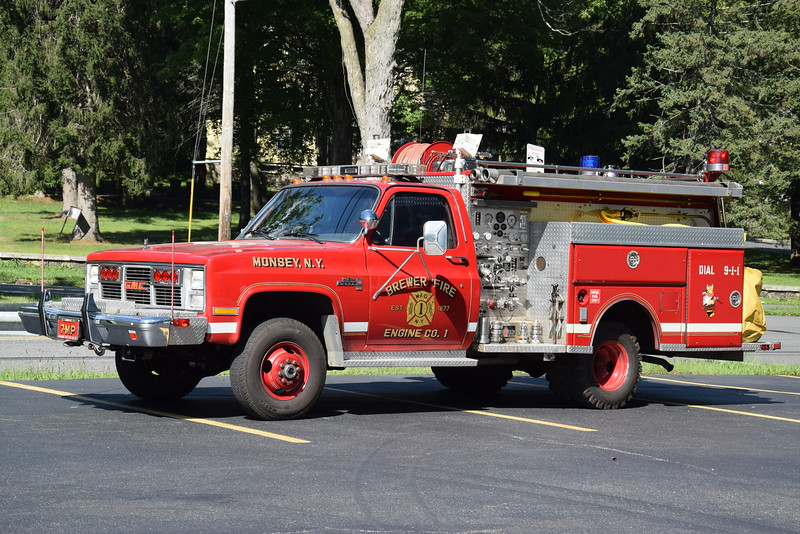 Ex-Brewer Fire Engine Company #1, 7-MP