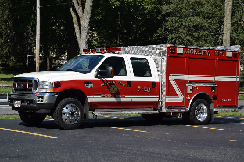 Brewer Fire Engine Company #1, 7-EQ