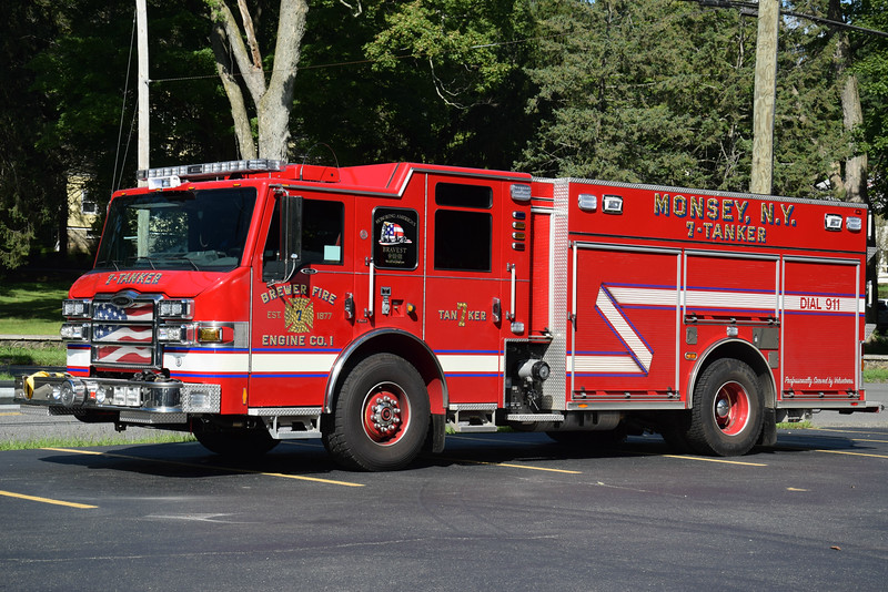 Brewer Fire Engine Company #1, 7-Tanker