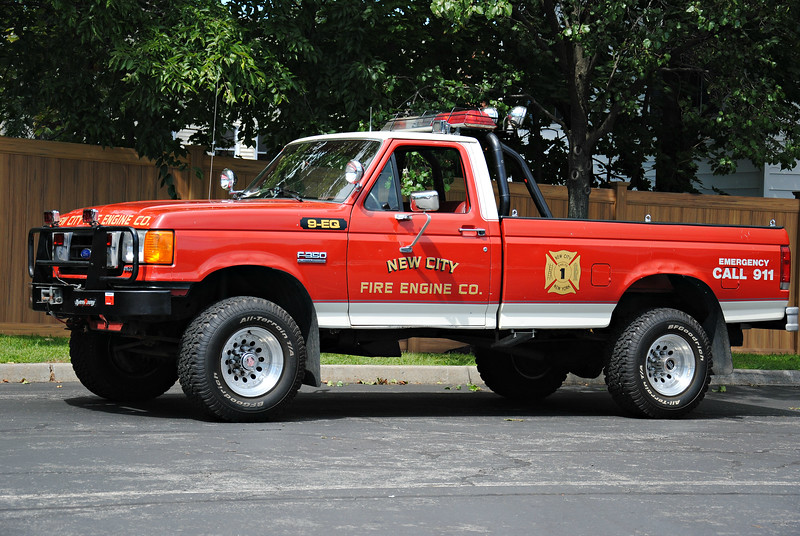 New City Fire Department 9-EQ