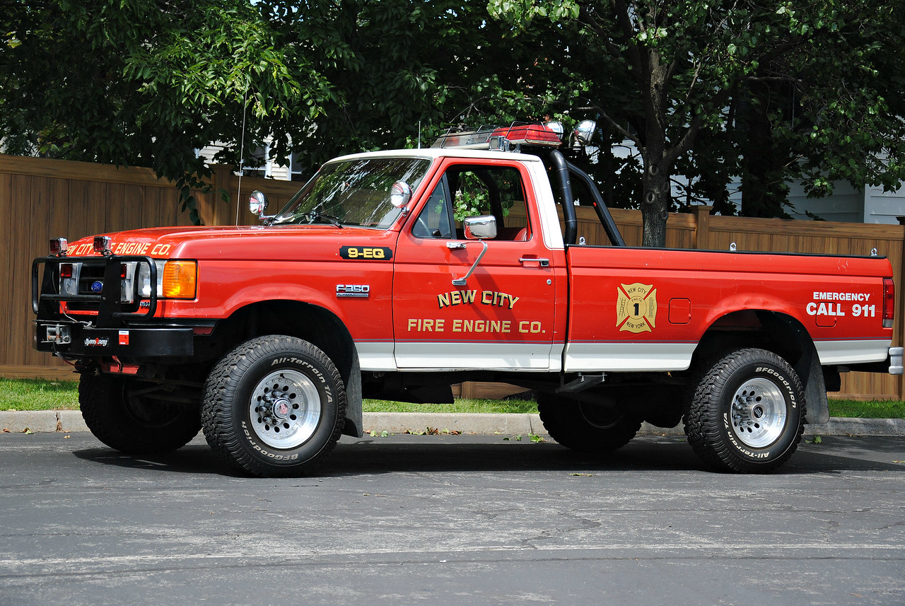 New City Fire Department 9-EQ