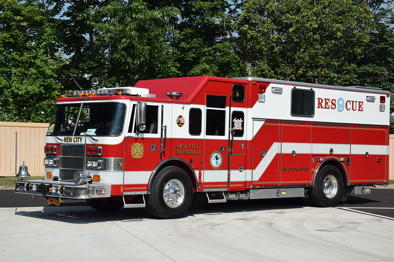 New City Fire Department 9-Rescue