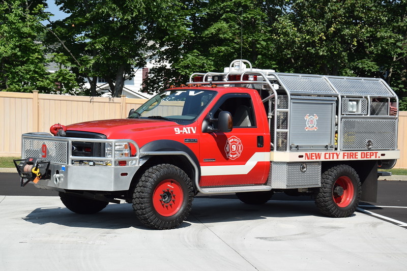 New City Fire Department 9-ATV