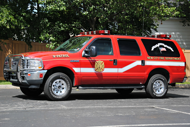 New City Fire Department 9-Patrol