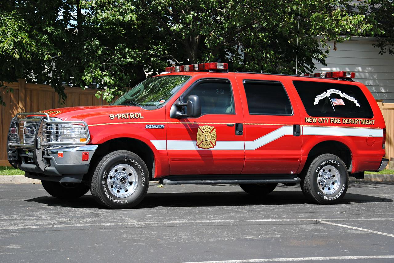 New City Fire Department 9-Patrol