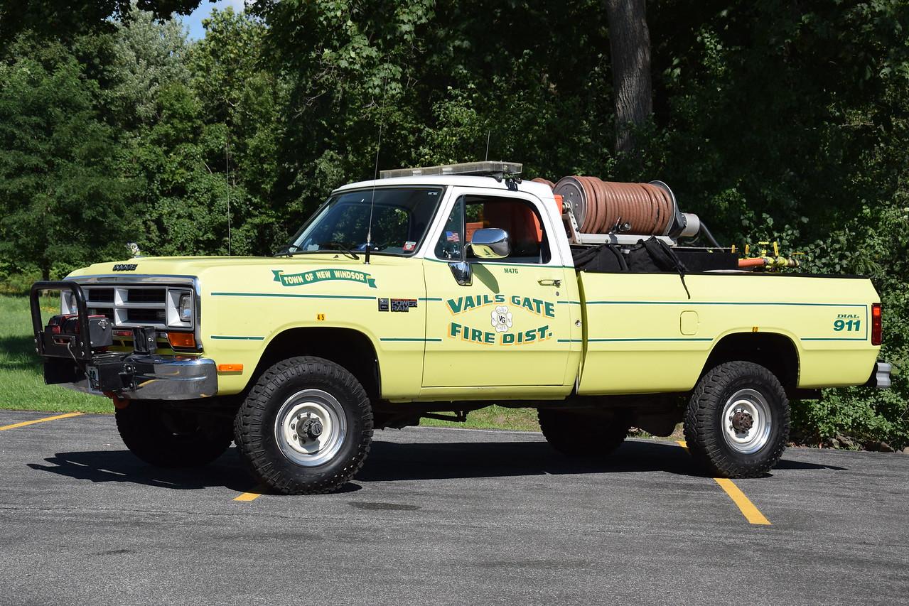 Vails Gate Fire Department M-476