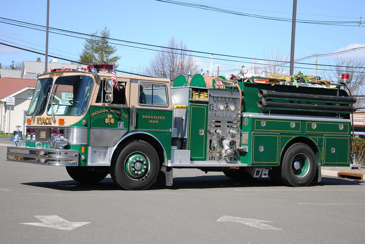 Jackson Hose Company, Nyack Engine 10-1001