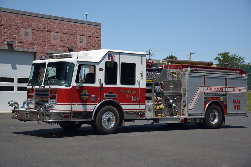 Orangeburg Fire Department 11-1750