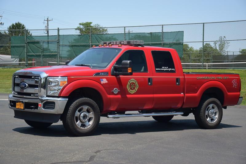 Orangeburg Fire Department 11-Patrol