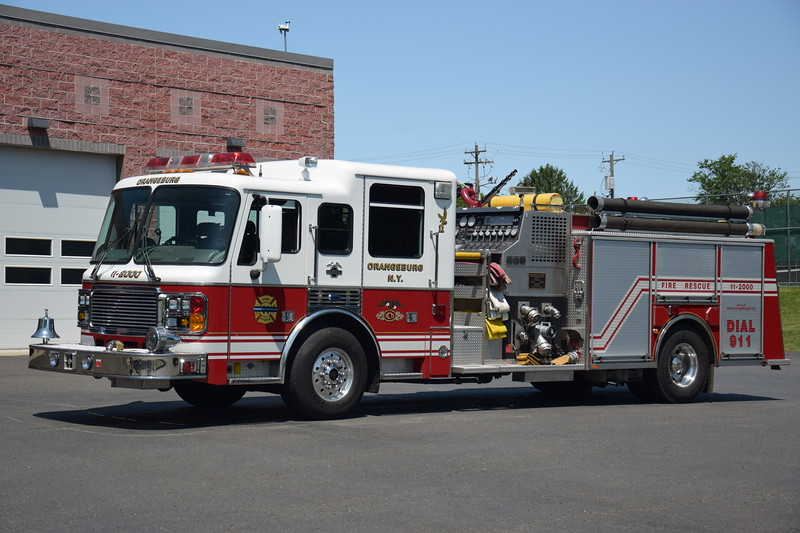 Orangeburg Fire Department 11-2000