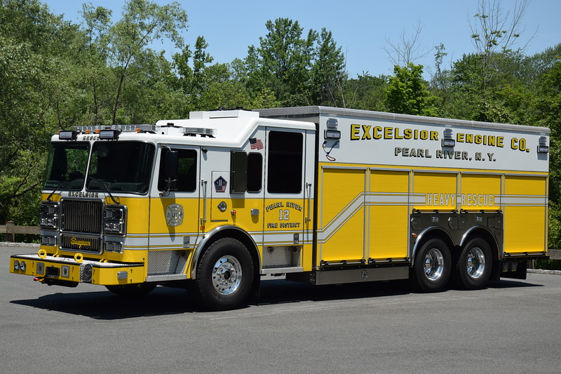 Excelsior Engine Company 12-Rescue