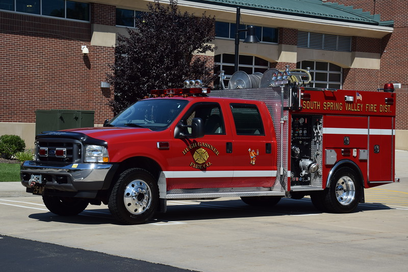 Hugh Gassner Fire Company 25-MP