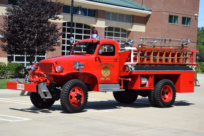 Hugh Gassner Fire Company 25-500