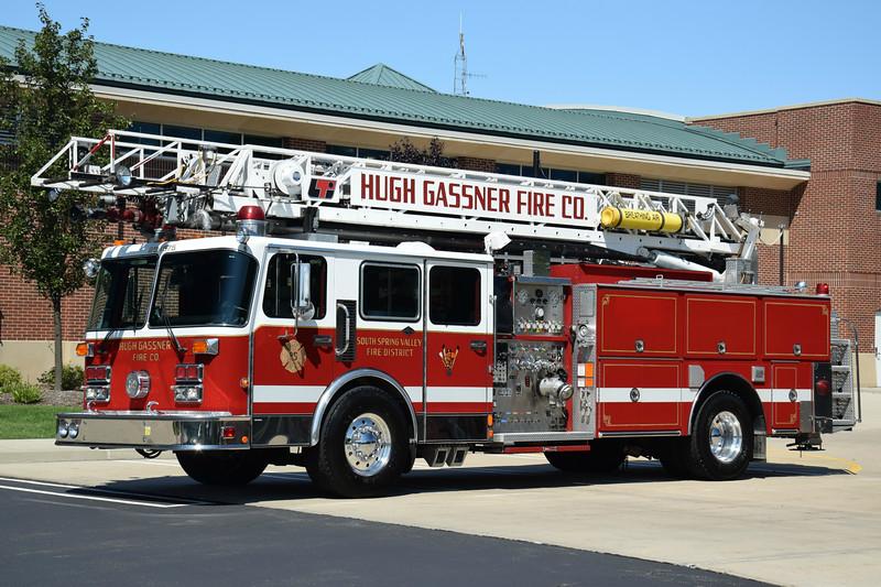 Hugh Gassner Fire Company 25-1575