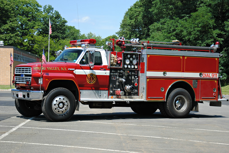 Spring Valley H&L Company #1 Engine 17-1000