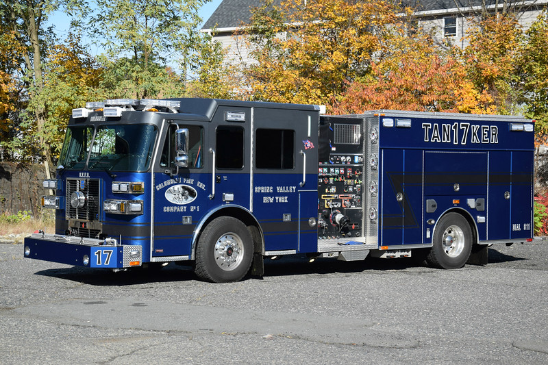 Columbian Fire Engine Company 17-Tanker
