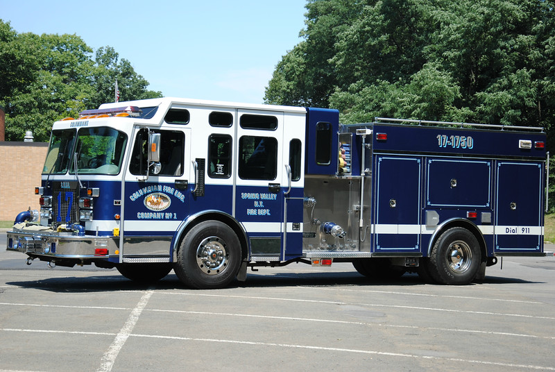 Columbian Fire Company Engine 17-1750