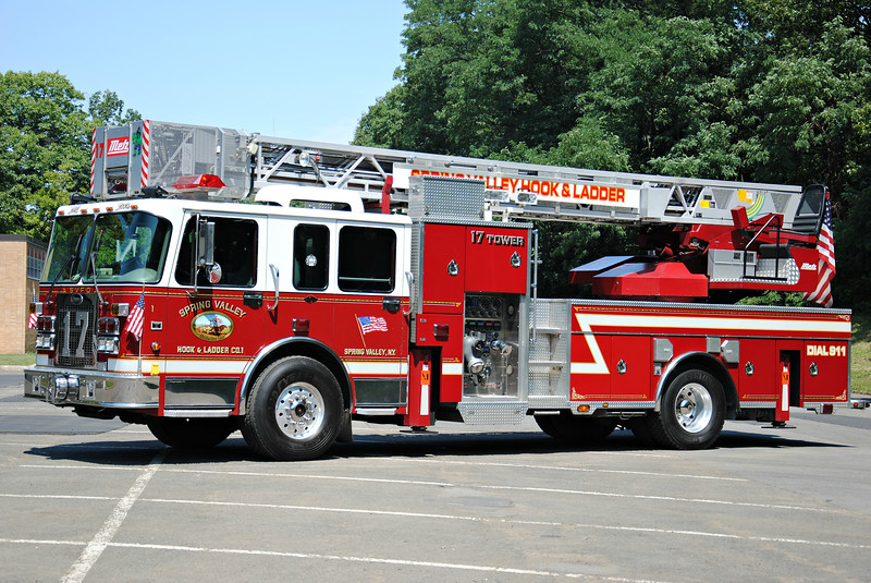 Spring Valley Hook & Ladder Company #1 17-Tower