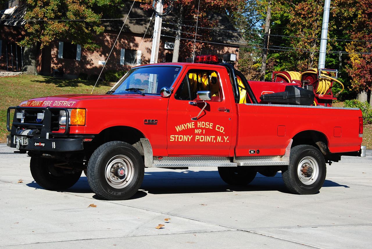 Stony Point Fire Department, Stony Point 18-Patrol