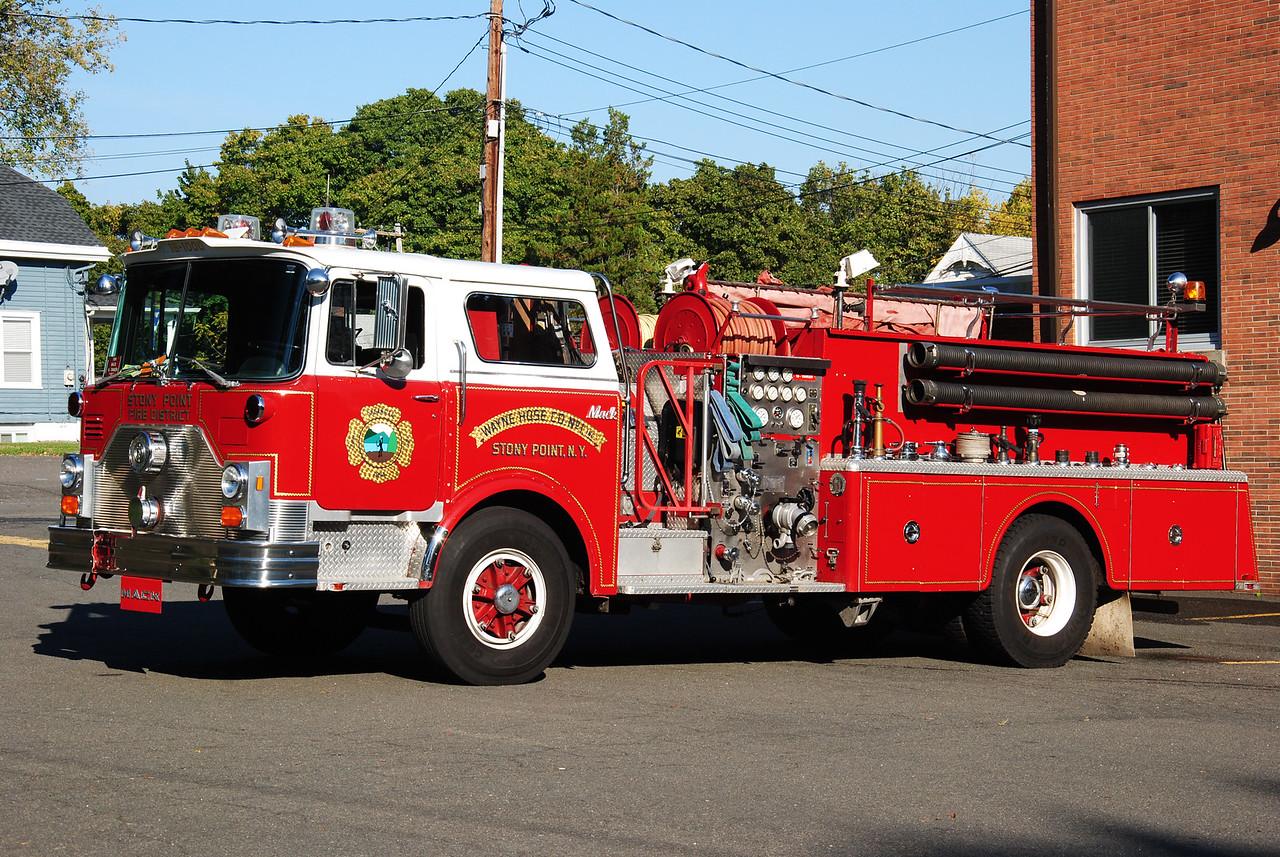 Stony Point Fire Department, Stony Point 18-Tanker