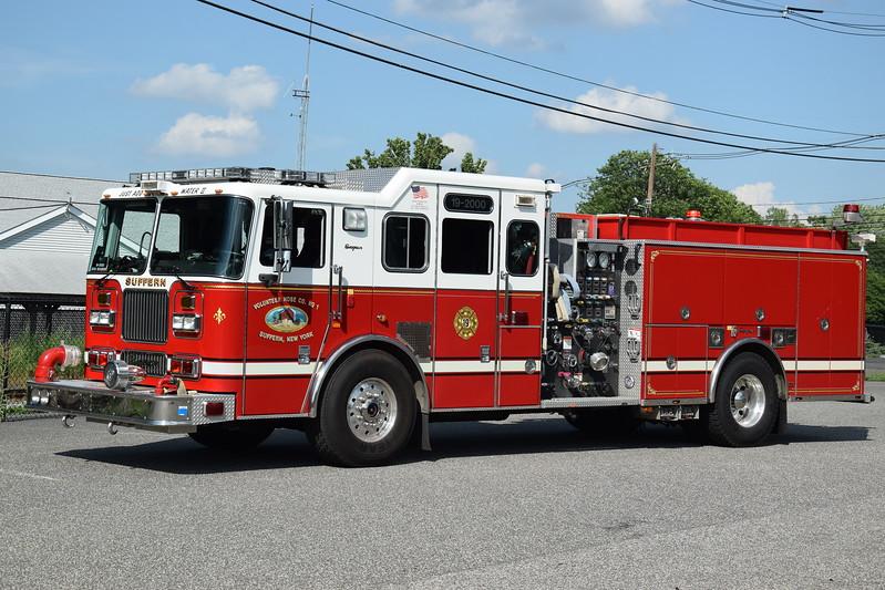 Volunteer Hose Company Engine 19-2000